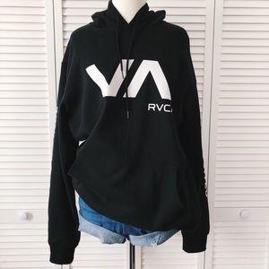PacSun Black VRCA Hoodie